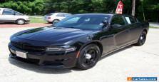 2016 Dodge Charger Police 4dr Sedan