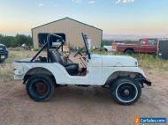 1959 Jeep CJ2A