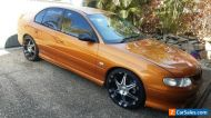 Holden Commodore VT SS 1999