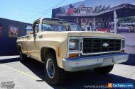 RHD 1979 Chevrolet C20