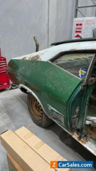 Ford XA Fairmont GS Coupe