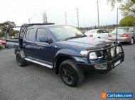 2012 Nissan Navara ST (4x4) D40 Dual Cab Ute 2.5 Turbo Diesel Auto 4WD