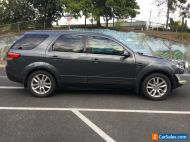 2014 FORD TERRITORY. AWD 7 SEAT DIESEL AUTO