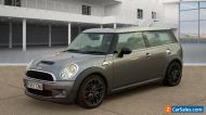 2007/57 MINI COOPER CLUBMAN 1.6 S, MOT, 6 SERVICE STAMPS, NAVIGATION, LEATHER.