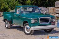 1960 Studebaker Champ 1/2-ton Stepside Pickup