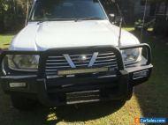 Nissan Patrol TD42 Wagon