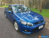 2012 FORD FG MKII XR6 UTE 6 Speed Manual *27,000kms* KINETIC BLUE