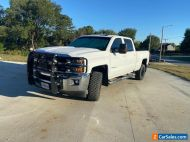 2016 Chevrolet Silverado 2500 HD K2500 HEAVY DUTY LT