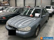 2000 Grey Ford Mondeo Sedan