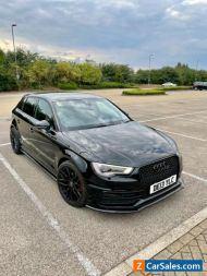 Audi A3 S line , Black , 2013