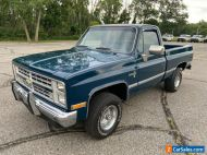1986 Chevrolet Silverado 1500