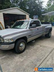 1996 Dodge Ram 3500 WHITE