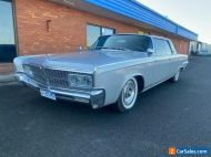1965 Chrysler Imperial Crown Coupe Big Block Auto Cruiser