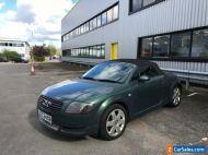 Audi TT mk1 1.8 Quattro, 225, Manuel, low mileage, spares or repairs