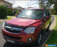 Holden Captiva LOW KMS