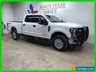2017 Ford F-250 XLT 4x4 Diesel Crew Short Bed Camera Touch Screen