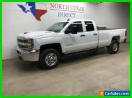 2017 Chevrolet Silverado 2500 FREE DELIVERY! 4x4 Diesel Touch Screen Bluetooth
