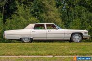 1974 Cadillac Fleetwood Fleetwood d'Elegance Brougham