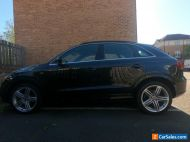 Audi Q3 TDI 2013 S Line 6 Speed Manual *TOP SPEC*