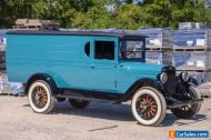 1929 Chevrolet Capitol Series LP Panel Panel 1-Ton Truck