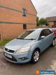 Spares or repair 2008 ford focus  estate 1.8 tdci diesel runs and drives
