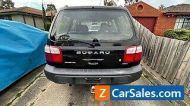 Subaru Forester 2001. Automatic. Drives well, Bluetooth radio
