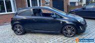 Vauxhall Corsa Black Edition 1.2