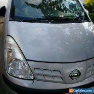 2009 Nissan Pixo 1.0  5dr manual long mot Petrol Manual silver commuter learner