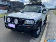 Nissan Patrol GU DX Y61 Series 10