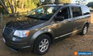 2011 CHRYSLER GRAND VOYAGER LX RT 3.8L V6 AUTO 7 SEATS PEOPLE MOVER