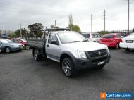 2007 Holden Rodeo MY08 RA LX 3.6 V6 Manual 4X2 Cab/chassi Country Ute Low Kms