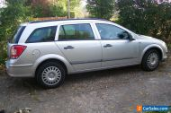 vauxhall astra estate 1.6 petrol manual