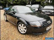 2006 AUDI TT 1.8 T 190 (FWD) 2 F/OWNERS, MOT, 10 SERVICE STAMPS, HALF LEATHER.
