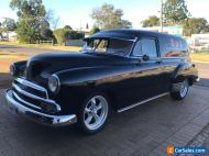 1951 Chev Delivery, Very Rare, Supercharged 350, great promo truck...