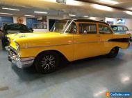 1957 CHEVROLET 210, 350 V8, NOT MUSTANG, CHEVELLE, FORD BEL AIR, IMPALA CAMARO