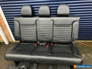 land rover discovery 5 commercial rear middle seats