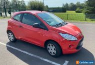 Ford KA (2013) 1.2L. Good condition and Cheap to Run