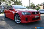 2008 Holden Commodore SV6 VE MY09 3.6L Automatic  FOR AUCTION