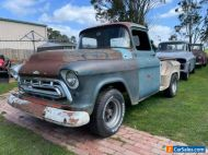 1956-7 Chevrolet Short Bed Stepside Pickup