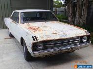 Chrysler Valiant 2 door Hardtop – NO RESERVE