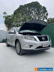Nissan Pathfinder 2015 private sale one owner