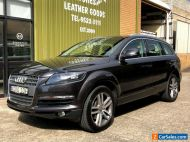 2007 Audi Q7 3.0L Turbo DIESEL 7 seater , SUV # ford holden toyota jeep mercedes