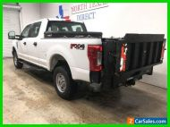 2017 Ford F-250 FREE HOME DELIVERY! Fx4 4x4 Tommy Gate Crew Blueto