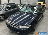 1997 Blue Ford Fairmont Sedan