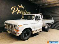 1978 Ford F 250 Truck 351 5.8L V8 , Matching No. # ute f150 f100 chev hilux f250