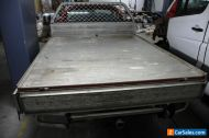 HOLDEN COMMODORE CAB CHASSIS, SINGLE CAB EASY FINANCE 02 9479 9555