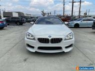 2014 BMW M6 Gran Coupe GRAN COUPE