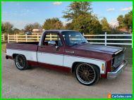 1974 Chevrolet C-10 Chevrolet Cheyenne Super, 2 Tone Pickup Truck