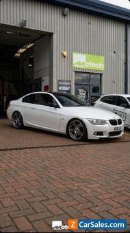 BMW 3 Series 320d M Sport Plus Coupe Top Spec