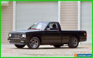 1985 Chevrolet S-10 Frame-Off Restored / 500HP 355-Roller V8 / Turbo400